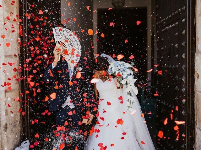 La boda de Jorge y Karol en Granada, Granada 39