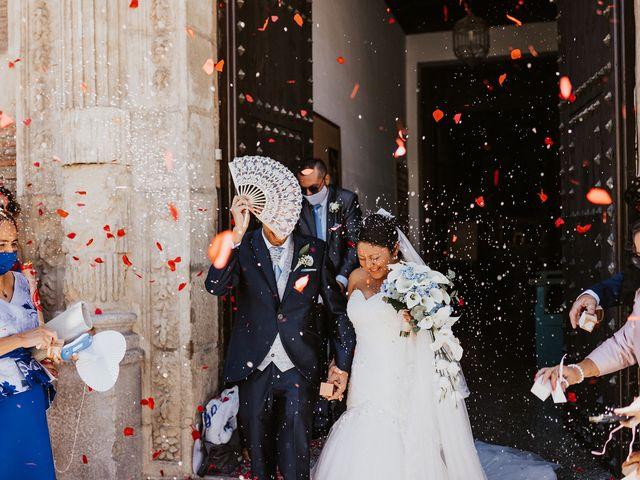 La boda de Jorge y Karol en Granada, Granada 40
