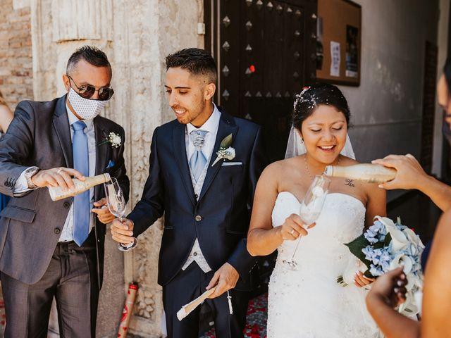 La boda de Jorge y Karol en Granada, Granada 41