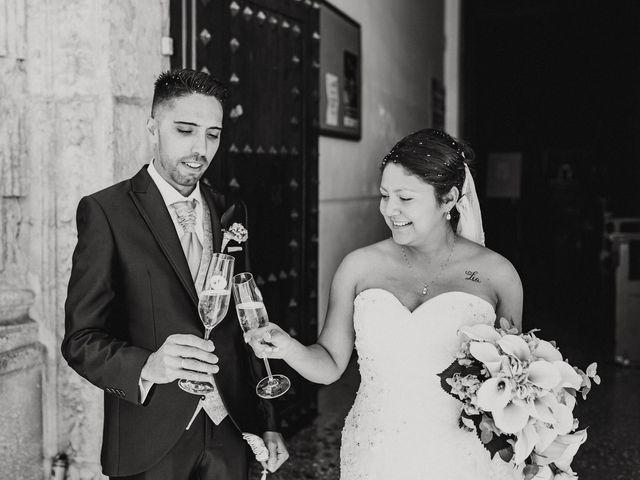 La boda de Jorge y Karol en Granada, Granada 42