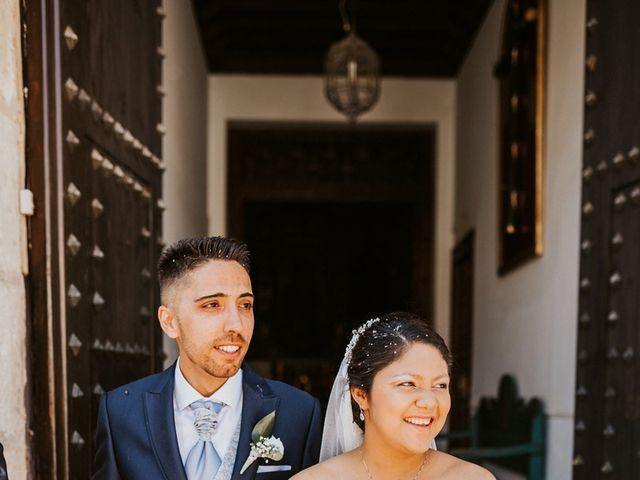 La boda de Jorge y Karol en Granada, Granada 43