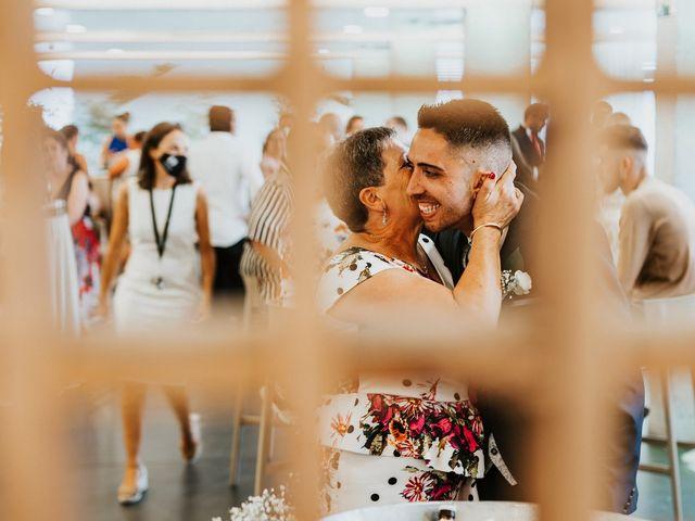 La boda de Jorge y Karol en Granada, Granada 44