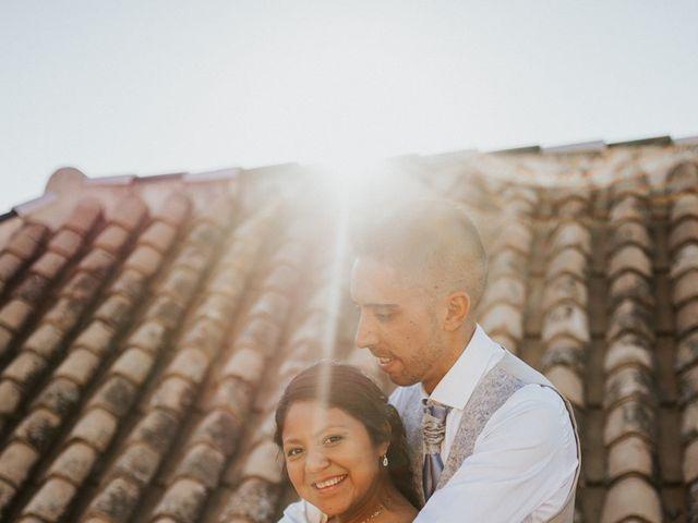 La boda de Jorge y Karol en Granada, Granada 53