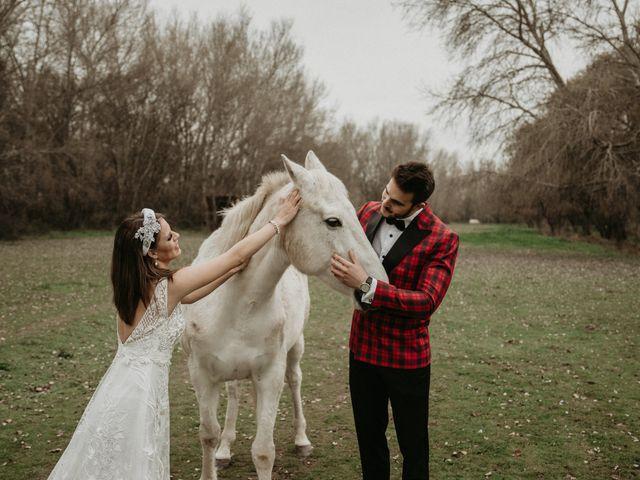 La boda de Borja y Melany
