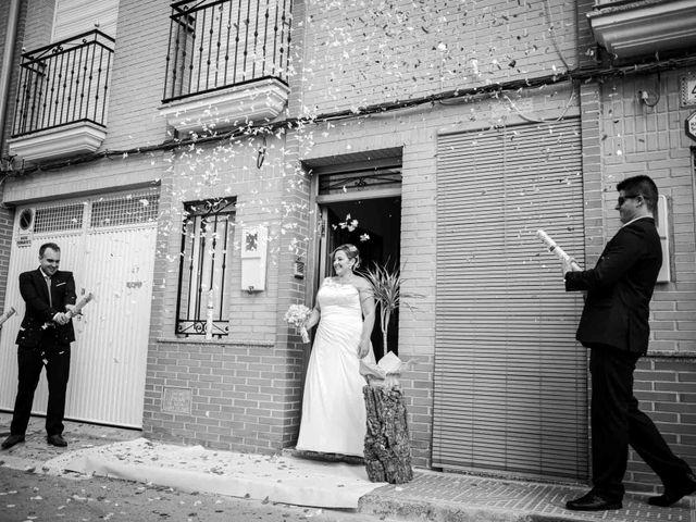 La boda de Manoli y Javier en Jumilla, Murcia 34