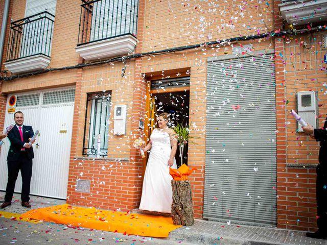 La boda de Manoli y Javier en Jumilla, Murcia 35