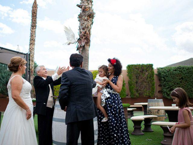 La boda de Manoli y Javier en Jumilla, Murcia 61
