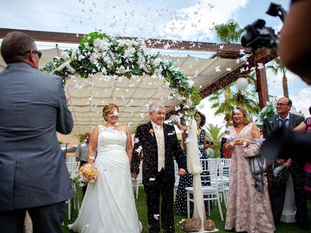 La boda de Manoli y Javier en Jumilla, Murcia 62