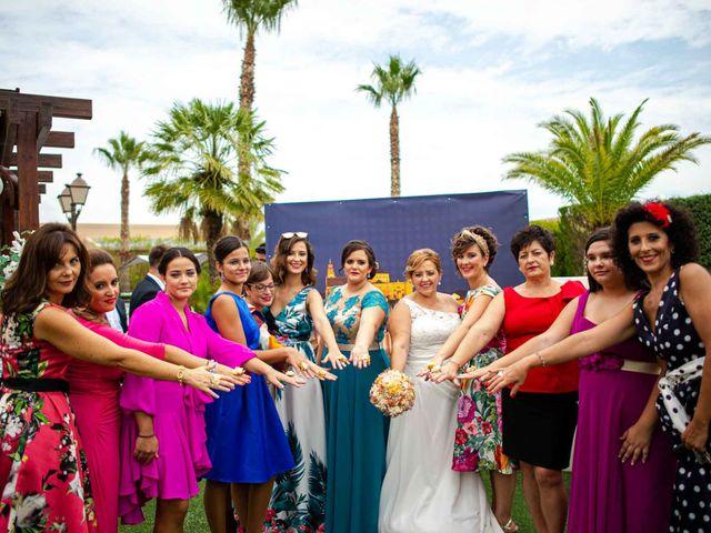 La boda de Manoli y Javier en Jumilla, Murcia 89