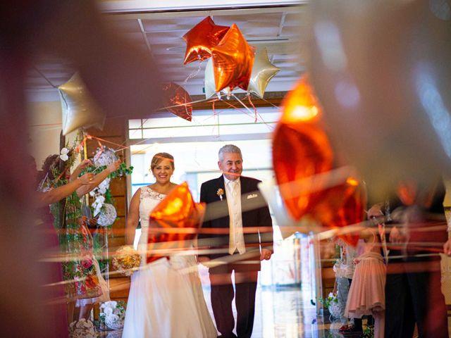 La boda de Javier y Manoli