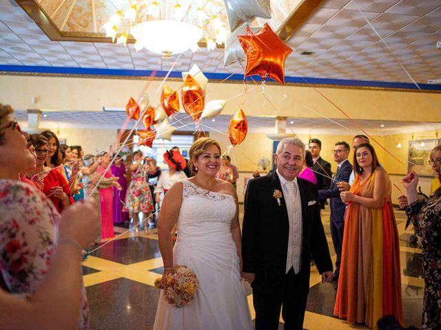 La boda de Manoli y Javier en Jumilla, Murcia 92