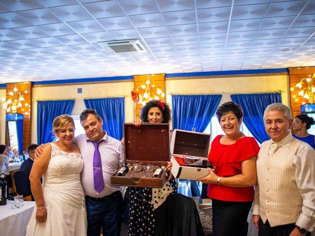 La boda de Manoli y Javier en Jumilla, Murcia 137