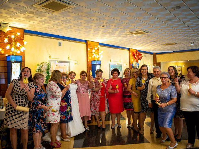 La boda de Manoli y Javier en Jumilla, Murcia 139