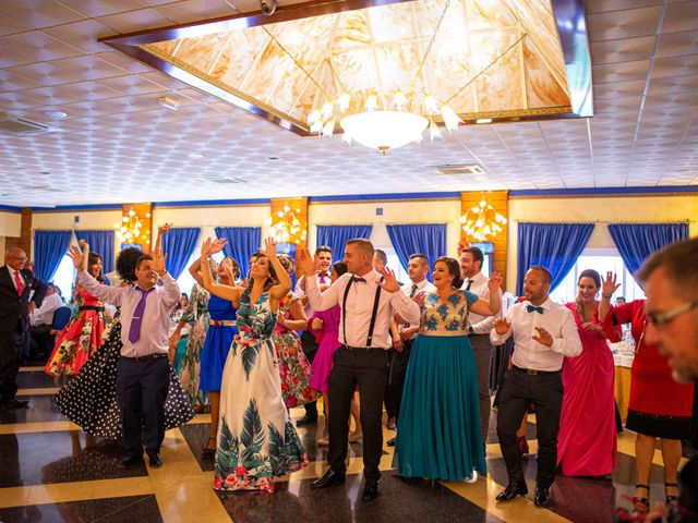 La boda de Manoli y Javier en Jumilla, Murcia 153