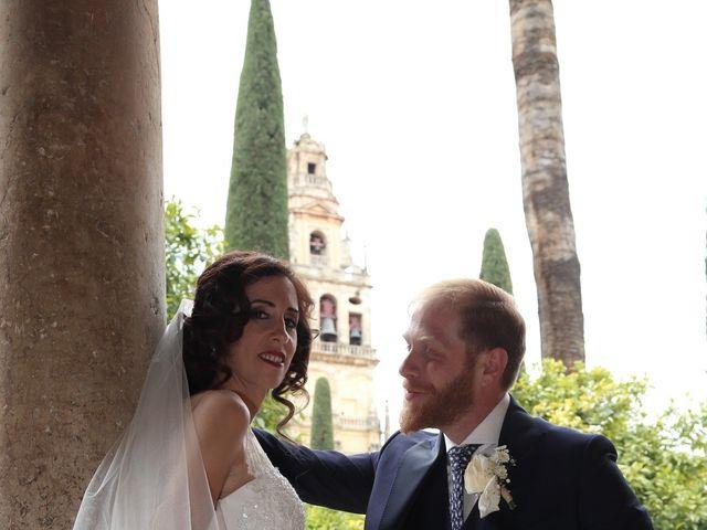 La boda de José María y Mari Carmen en Córdoba, Córdoba 28