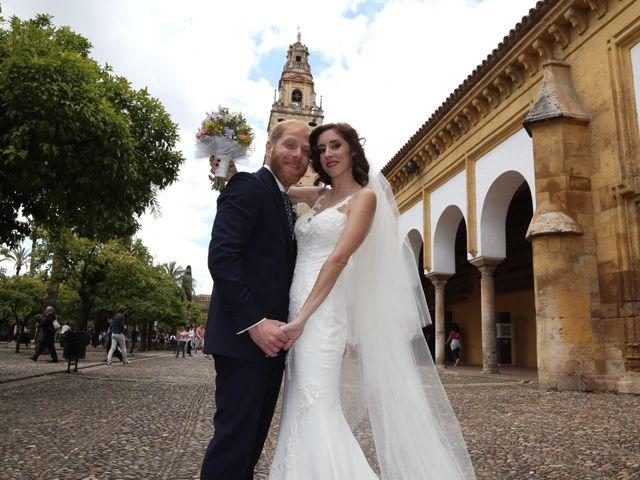 La boda de Mari Carmen y José María