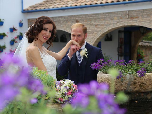 La boda de José María y Mari Carmen en Córdoba, Córdoba 34