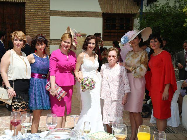 La boda de José María y Mari Carmen en Córdoba, Córdoba 36