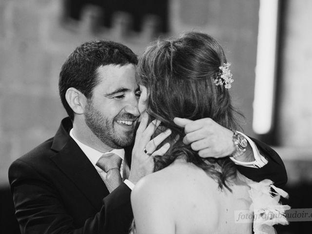 La boda de Alberto y Sara en Peñiscola, Castellón 13