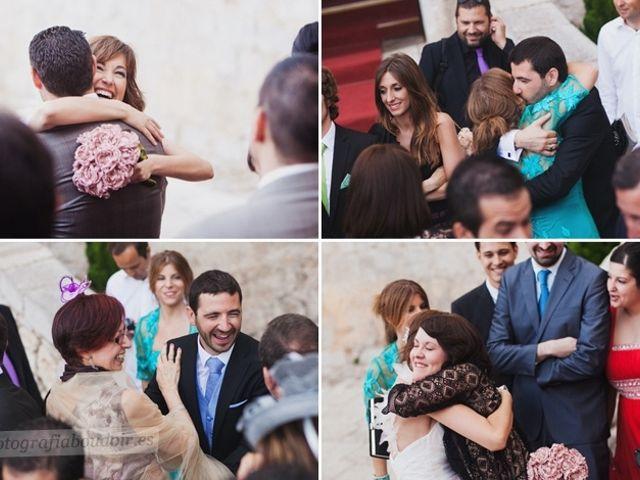 La boda de Alberto y Sara en Peñiscola, Castellón 14