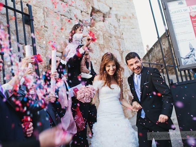 La boda de Alberto y Sara en Peñiscola, Castellón 15