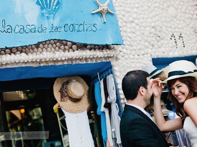 La boda de Alberto y Sara en Peñiscola, Castellón 17