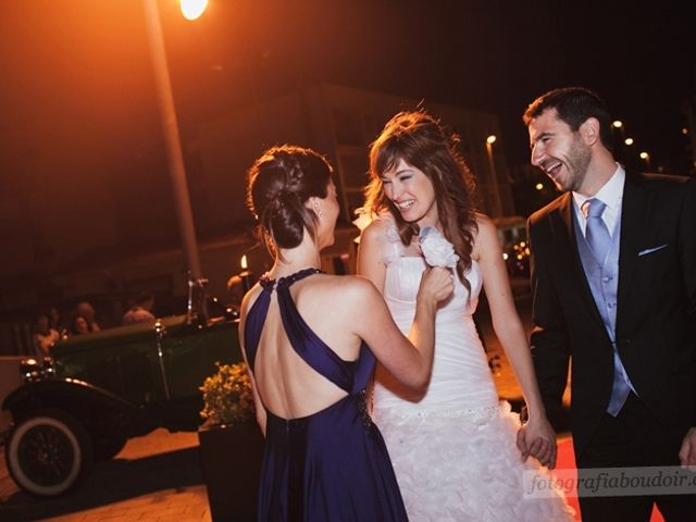 La boda de Alberto y Sara en Peñiscola, Castellón 20