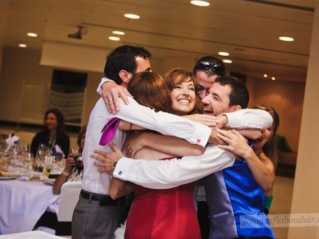 La boda de Alberto y Sara en Peñiscola, Castellón 22