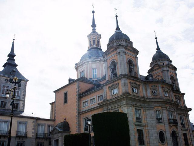 La boda de Iván y Sandra en  La Granja de San Ildefonso, Segovia 19