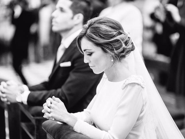 La boda de Iván y Sandra en  La Granja de San Ildefonso, Segovia 25