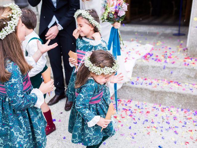 La boda de Iván y Sandra en  La Granja de San Ildefonso, Segovia 33
