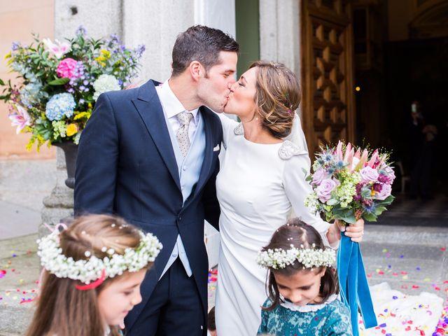 La boda de Iván y Sandra en  La Granja de San Ildefonso, Segovia 34