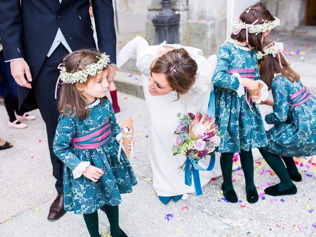La boda de Iván y Sandra en  La Granja de San Ildefonso, Segovia 35