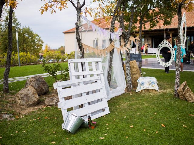 La boda de Iván y Sandra en  La Granja de San Ildefonso, Segovia 55