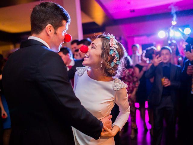 La boda de Iván y Sandra en  La Granja de San Ildefonso, Segovia 65