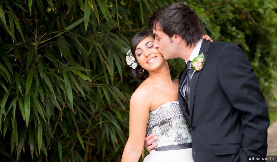 La boda de Iker y Zaida en Galdakao, Vizcaya