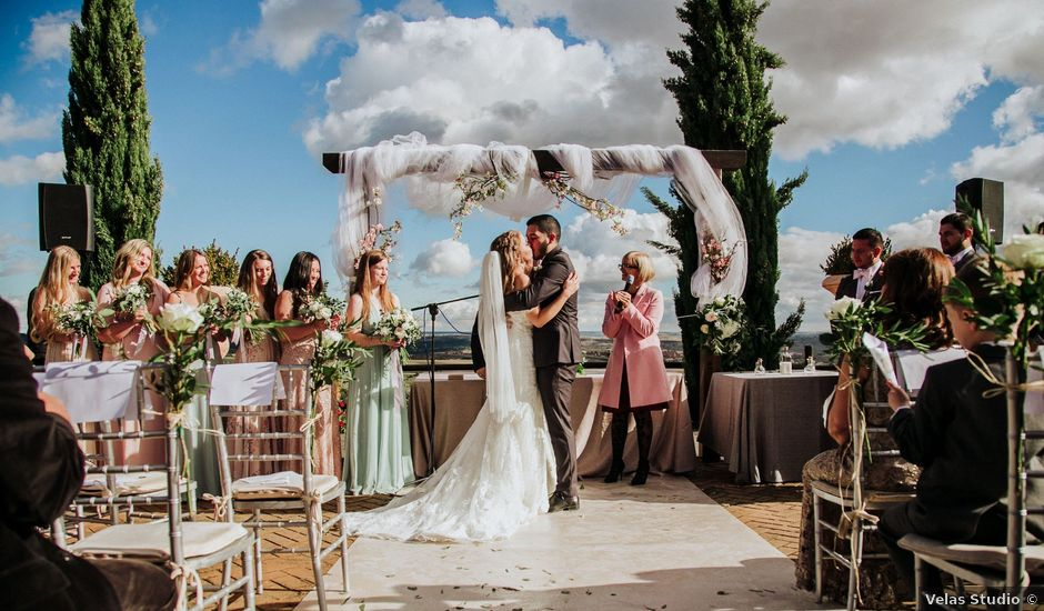 La boda de Jessid y Natalie en San Agustin De Guadalix, Madrid