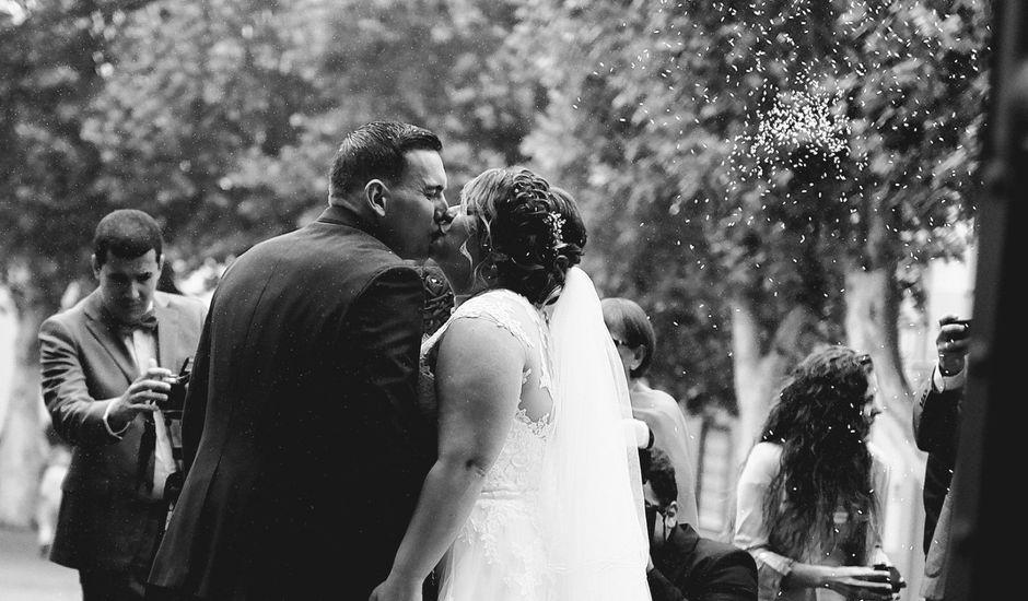 La boda de Jose  y Angie en La Victoria De Acentejo, Santa Cruz de Tenerife