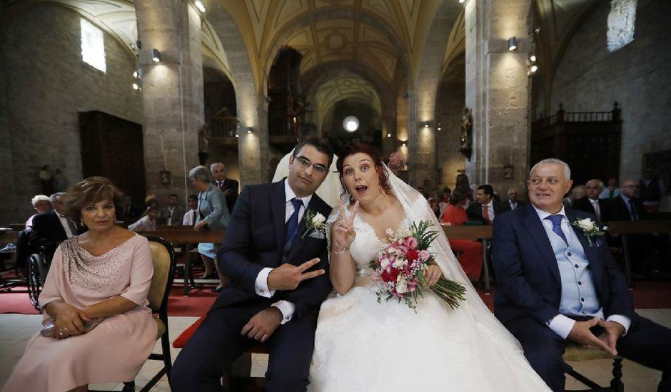 La boda de Javier y Mercedes en Valladolid, Valladolid
