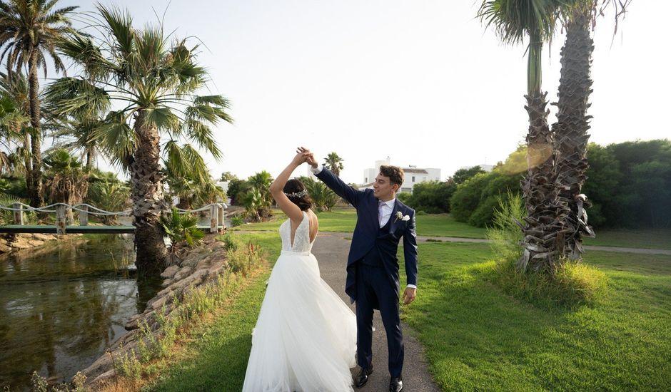 La boda de Jaime y Elena en Almerimar, Almería