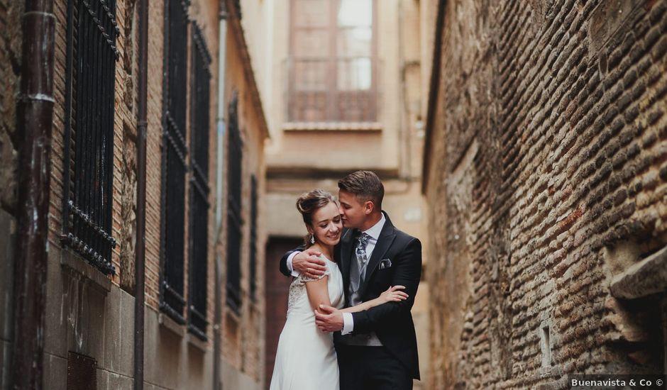 La boda de Serghy y Azucena en Toledo, Toledo