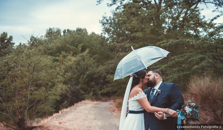 La boda de Rubén y Alexandra en Madrid, Madrid