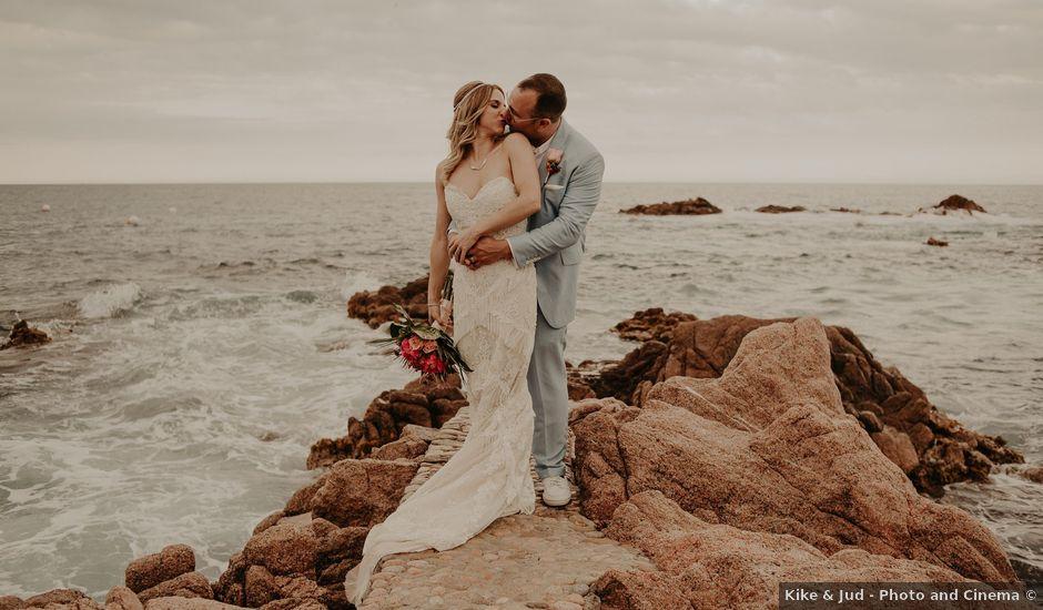 La boda de Oliver y Gemma en Santa Cristina D'aro, Girona