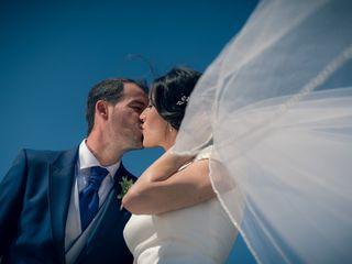 La boda de Araceli y Pablo