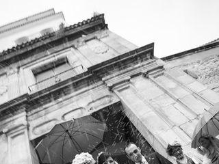 La boda de Luis y Laura