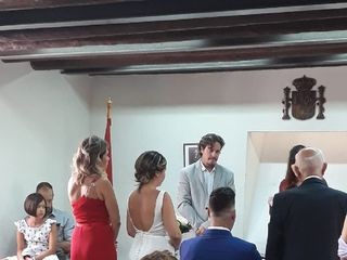 La boda de Ainhoa  y Rubén  3