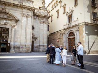 La boda de Carlos y Laima 1