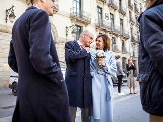 La boda de Carlos y Laima 2