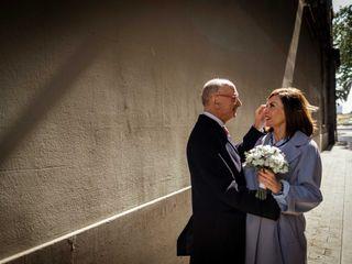 La boda de Carlos y Laima