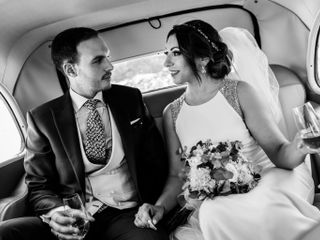 La boda de Adrián y Sandra